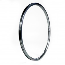Sd Rim Double Wall With Eyelets Gun Metal 20X1.1/8 - 36H Front