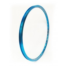 Sd Rim Double Wall With Eyelets Light Blue 20X1.1/8 - 36H Front