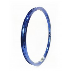 Sd Rim Double Wall With Eyelets Blue 20X1.75 - 36H Rear